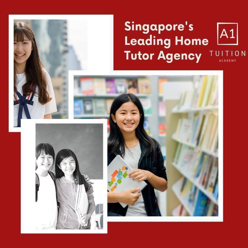 ⭐️ HOME TUTORS: PARENT'S PREFERRED CHOICE ⭐️ IN SINGAPORE