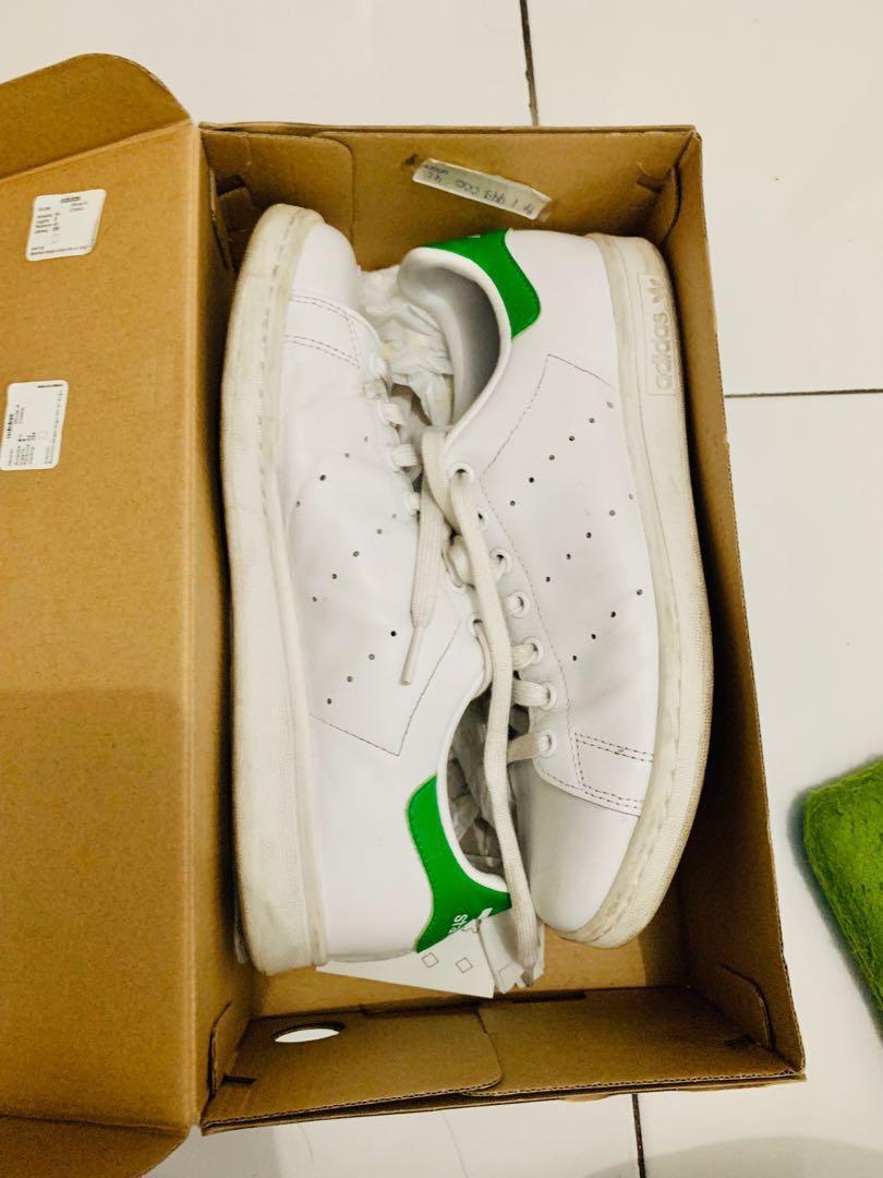 Adidas Stan Smith- size 42 eur- 8,5 U.S
