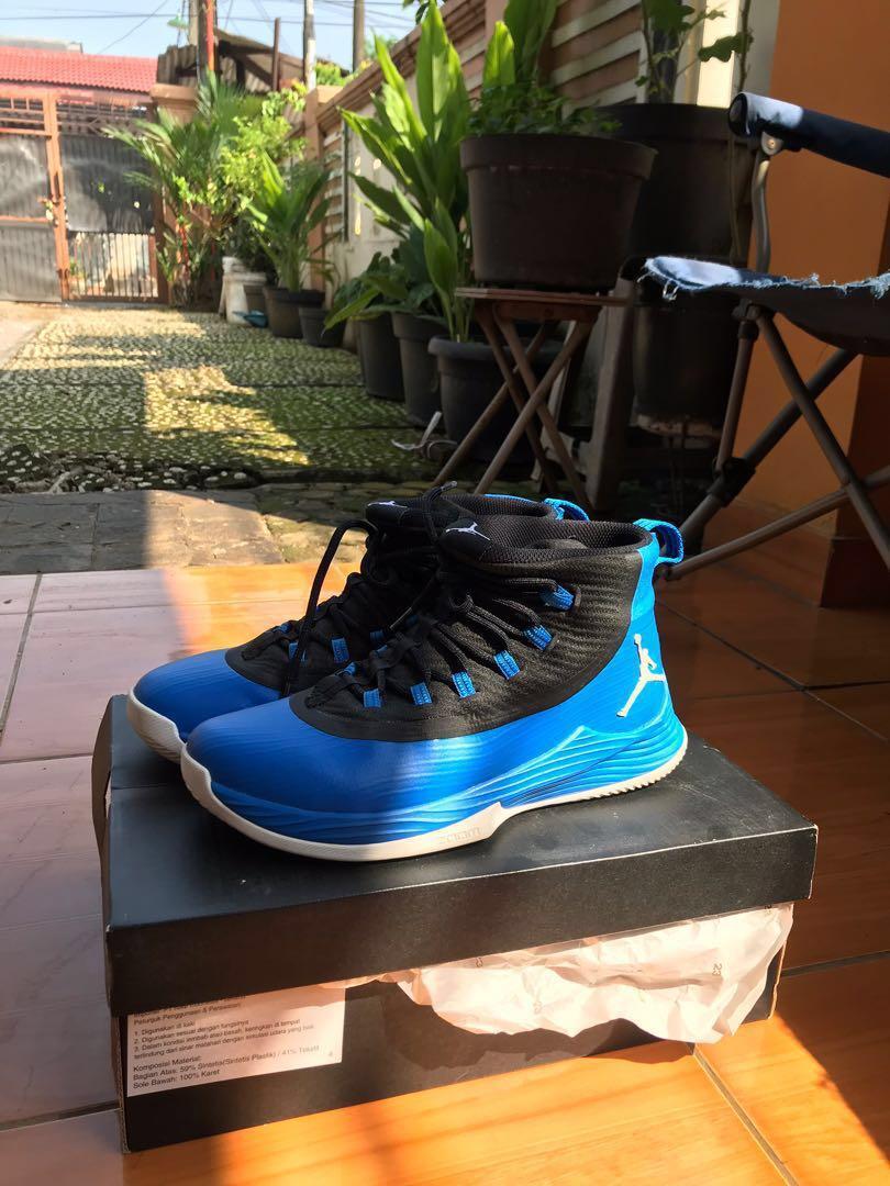 air jordan ultra fly 2 soar blue