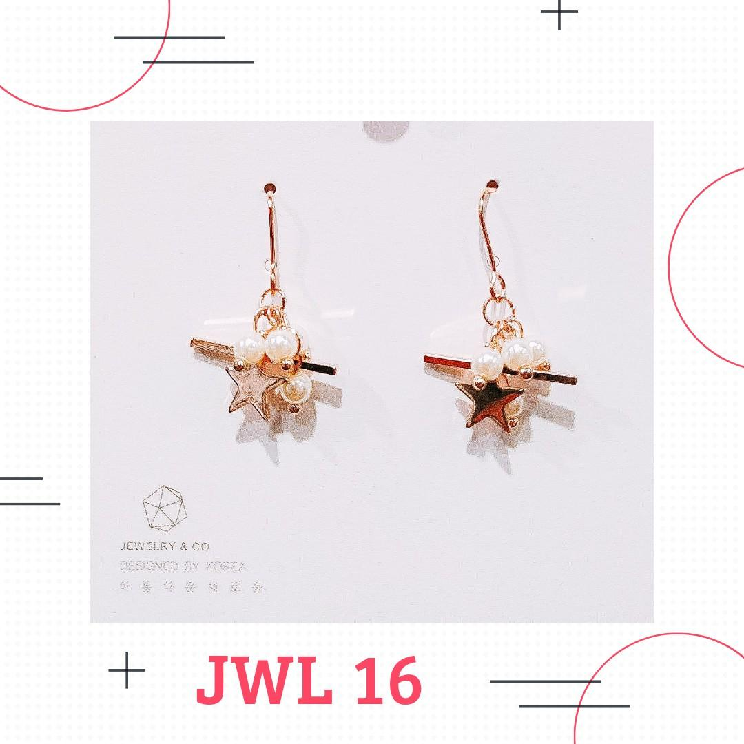 Anting Korea JWL 16
