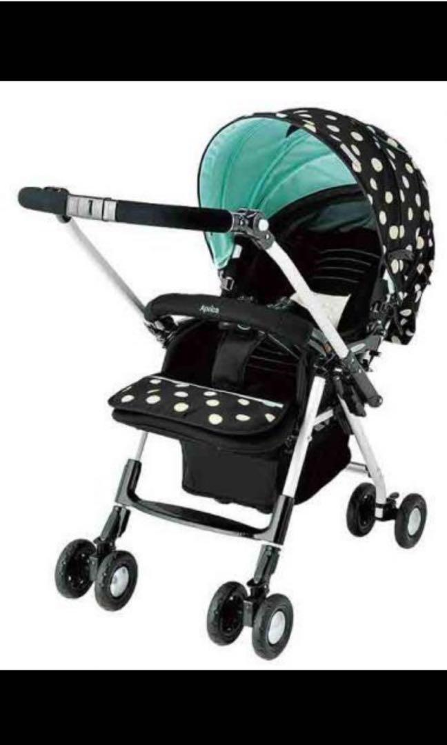 Aprica 嬰兒車 Laura 680 4WF