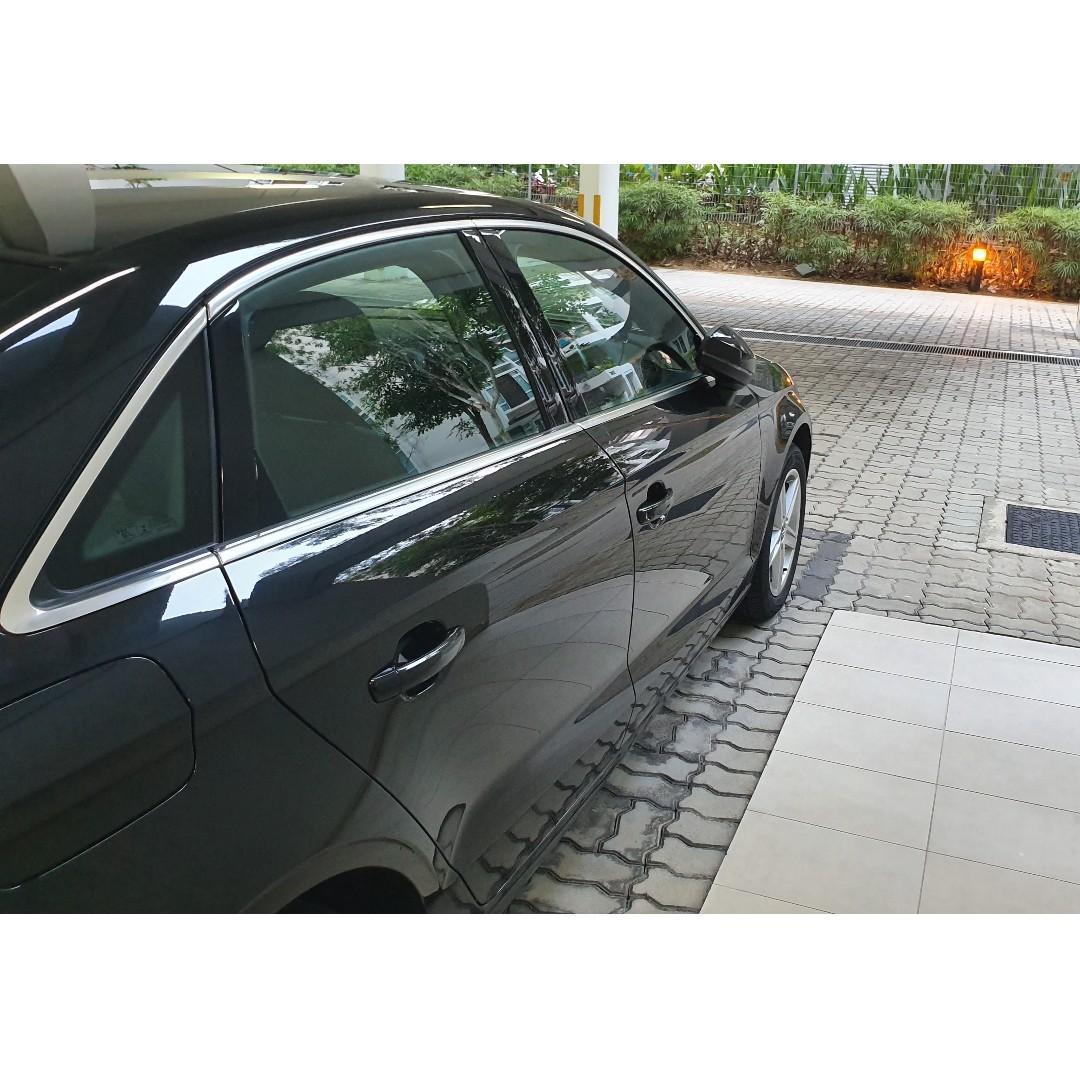 Audi A3 Sportback 1.0 TFSI S tronic 5-Dr Auto