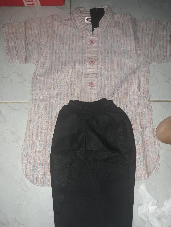 Baju koko anak usia 3th bahan katun