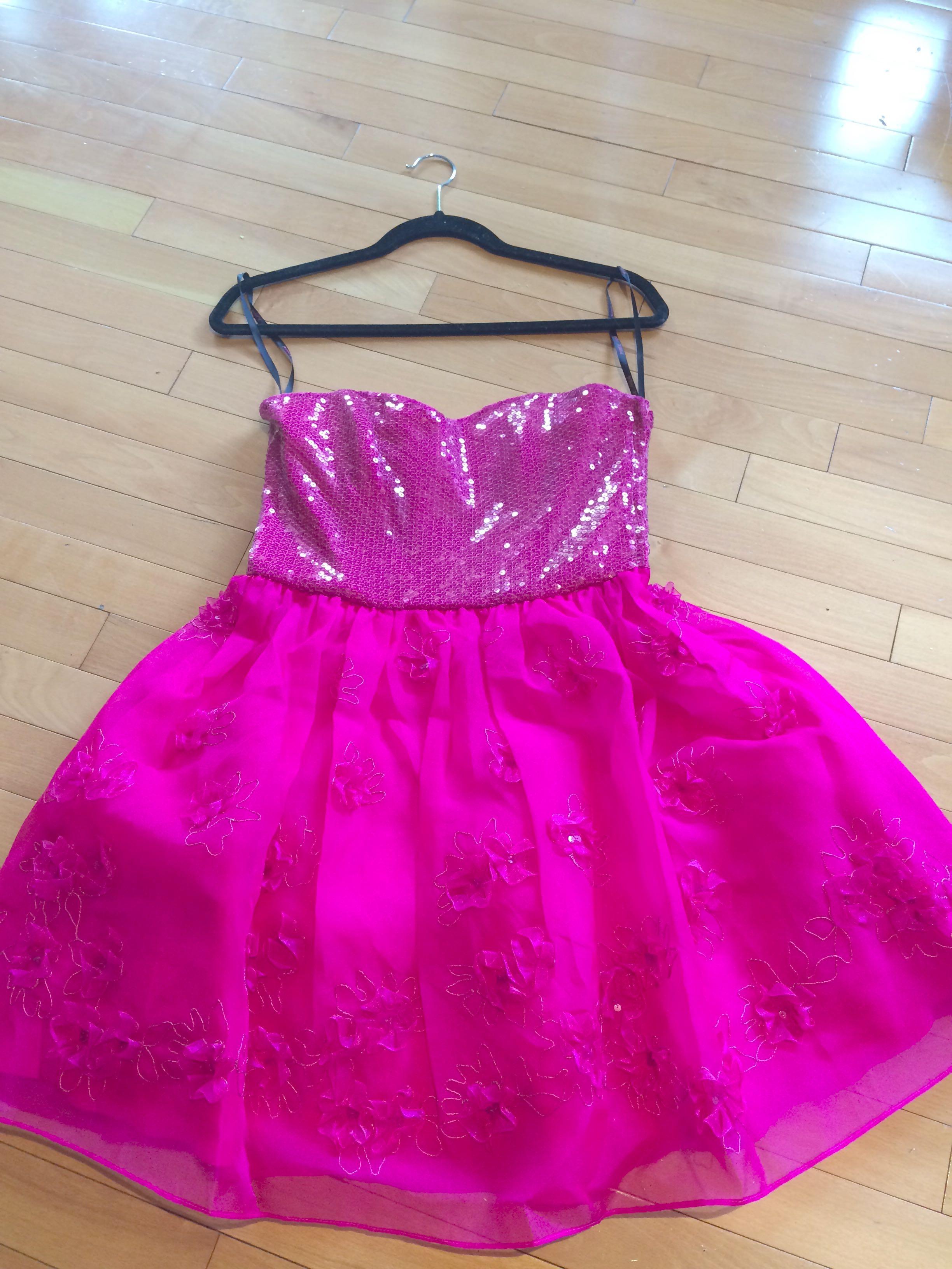 Betsey Johnson size 8, original party dress, worn once