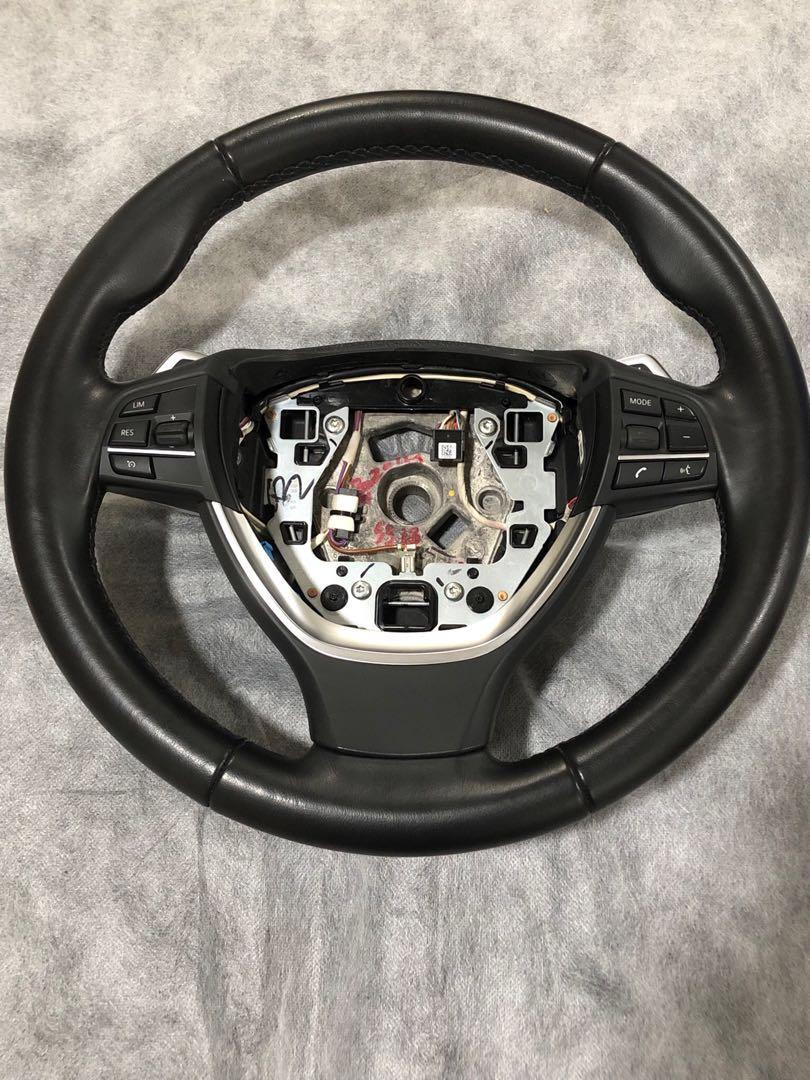 BMW Steering Wheel with shifter paddle