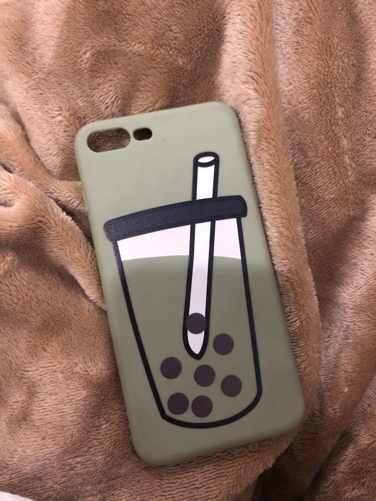 Bubble Tea Case iPhone 7+ / 8+