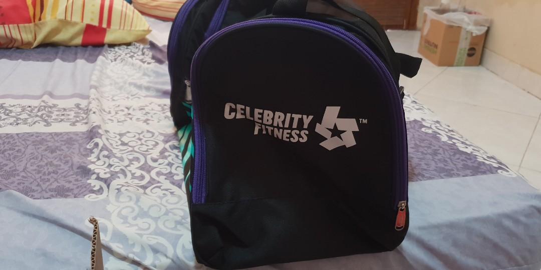 Celfit Bag, Celebrity Fitness Bag