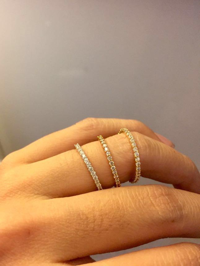 Cincin Swarovski Ring