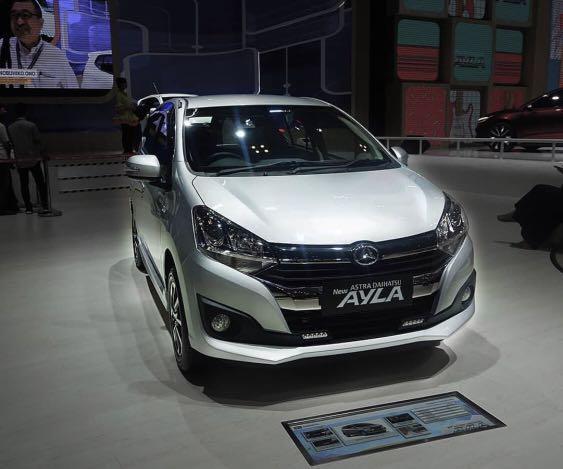 DP MURAH Daihatsu Ayla mulai 10 jutaan. Daihatsu Pamulang