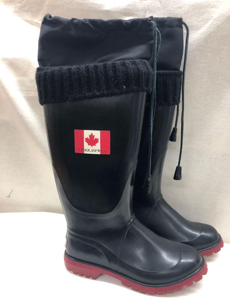 DSquared  Rain boots