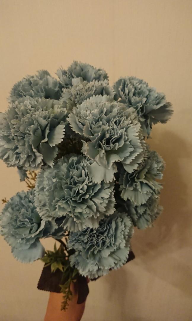 假花花束fake flower deco