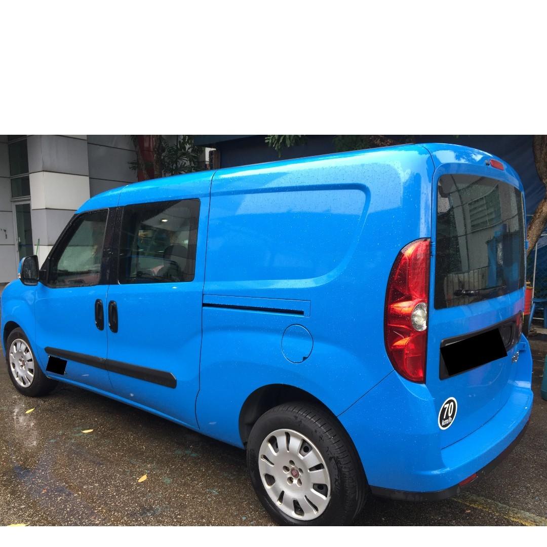 Fiat Professional Doblo Cargo 1.6 Manual Multijet Standard Glaze
