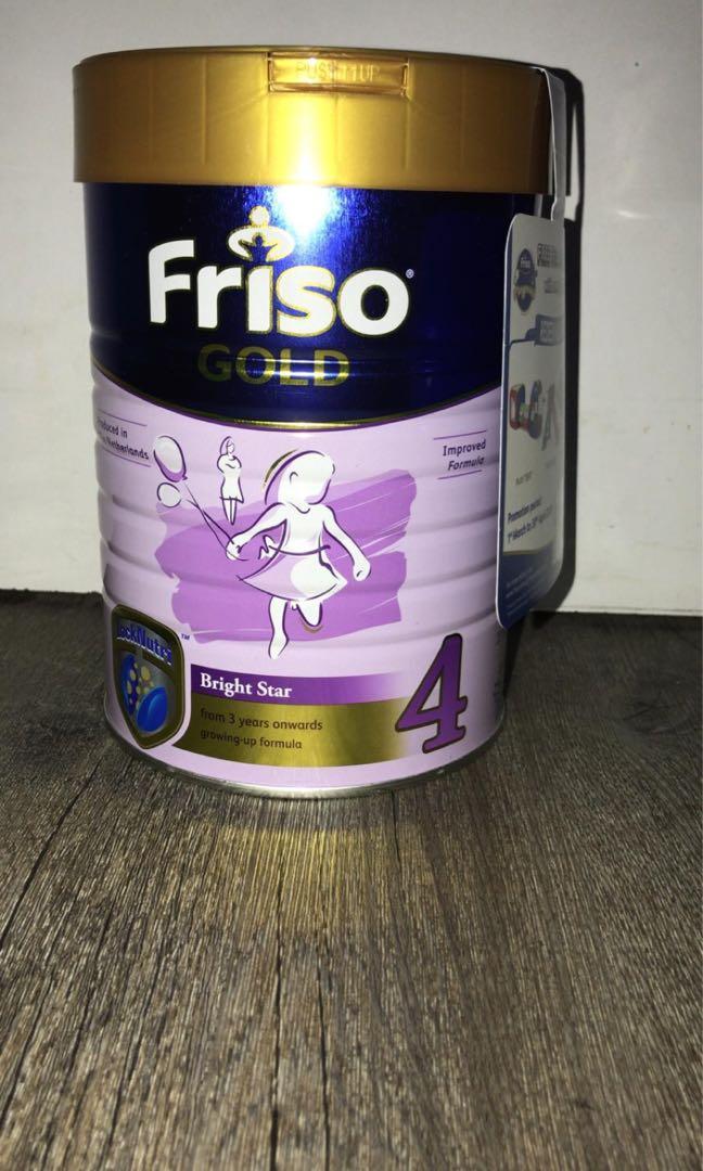 "Friso Gold ""4"""