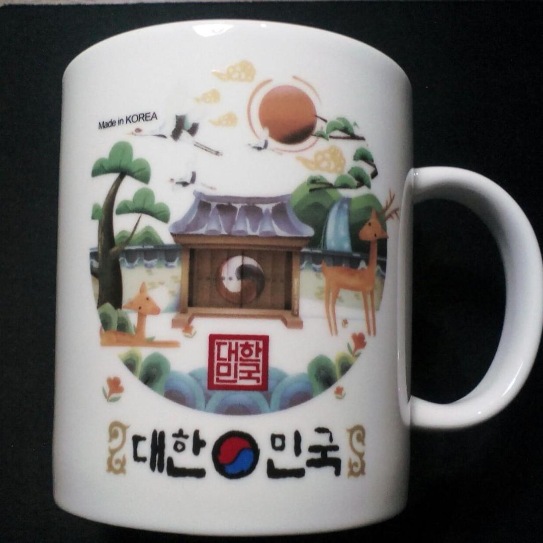 Gelas mug Keramik Made In Korea