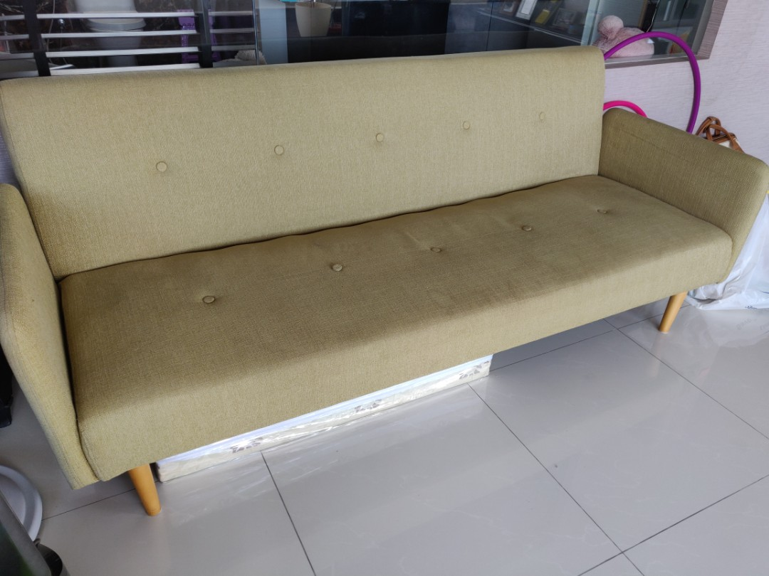 Green Sofa Bed Furniture Sofas On