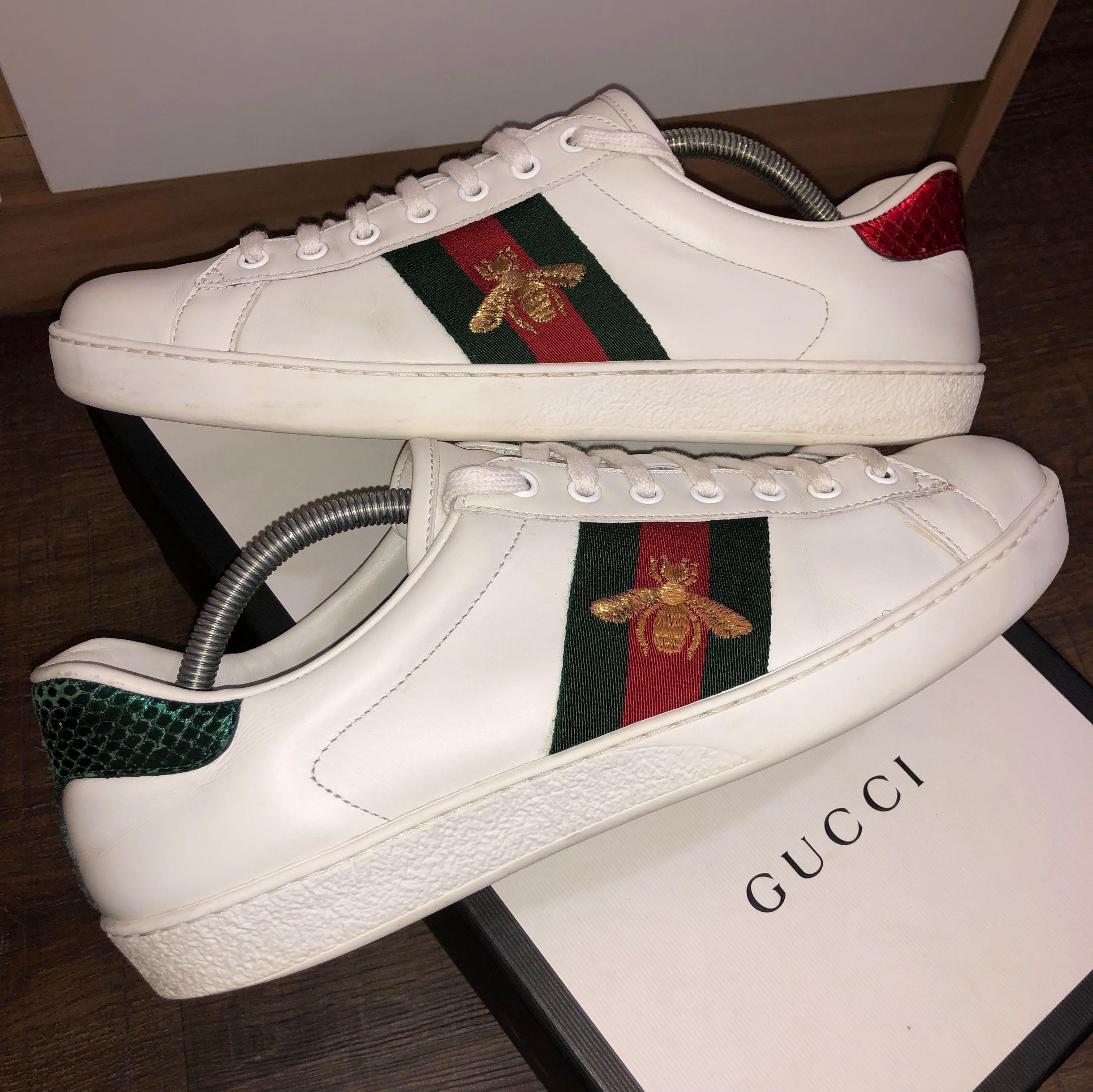 Gucci ace bee sneaker for sale, Men's