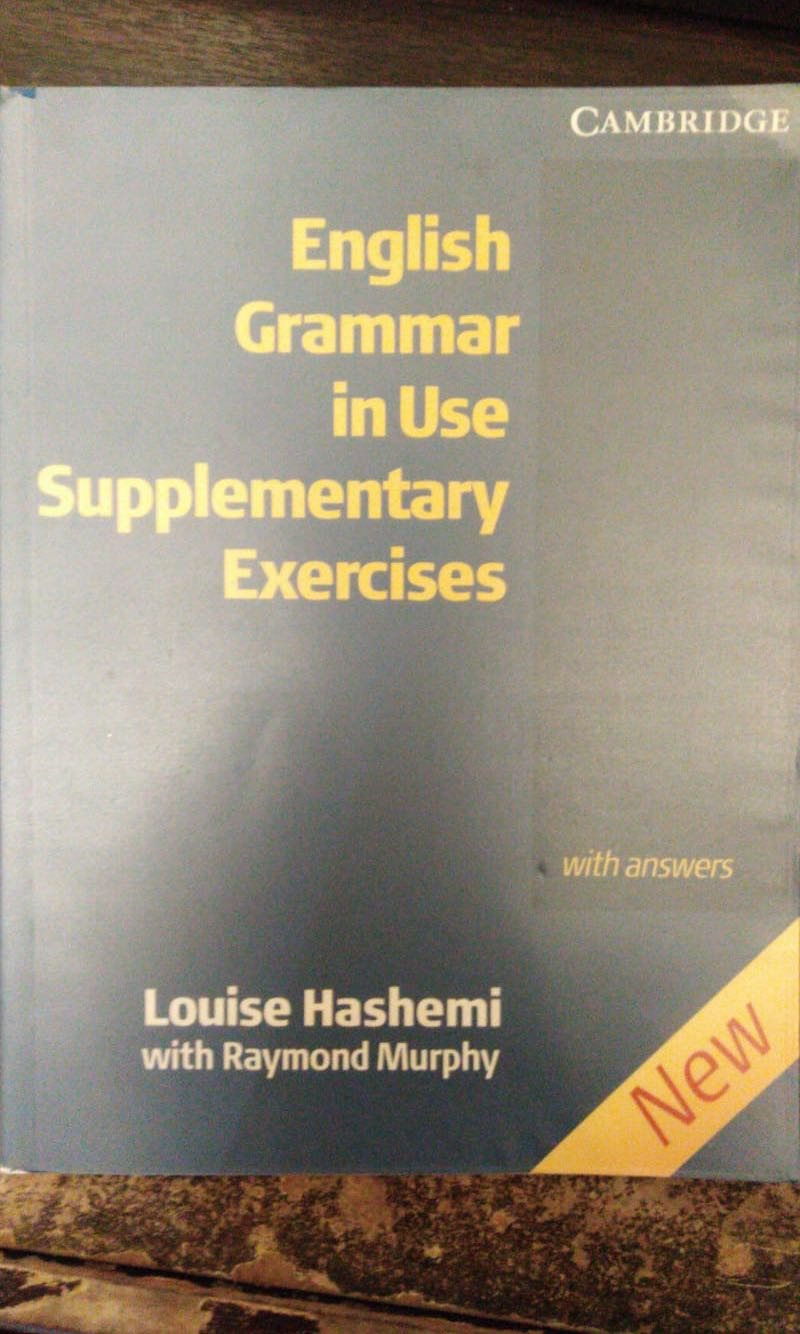 HKDSE DSE English Grammar In Use BOOK exercise with answer Cambridge