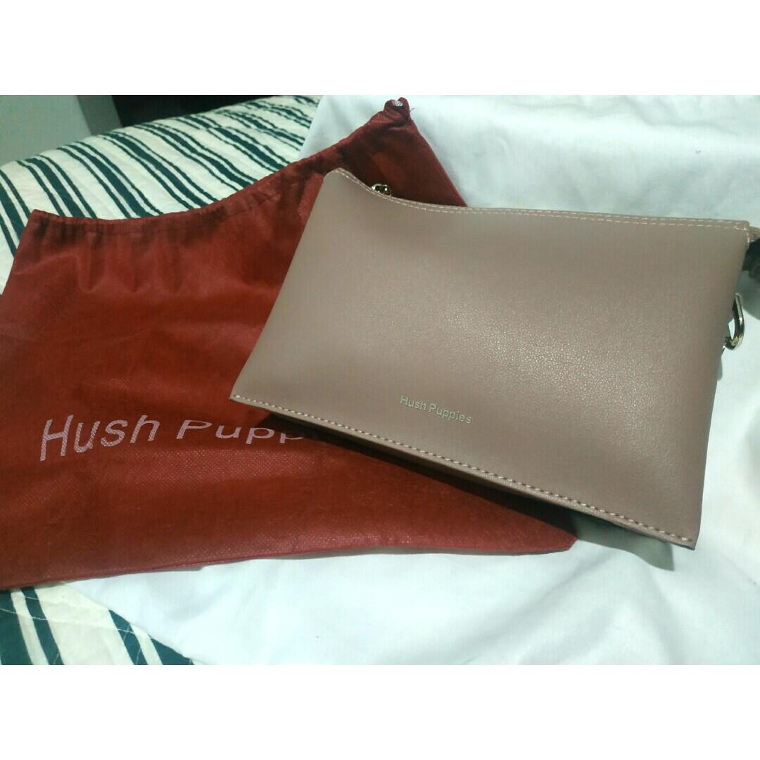 Hush Puppies Satchel Bag