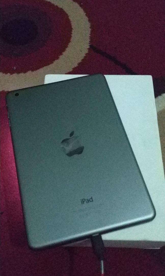 iPad mini 2 minus