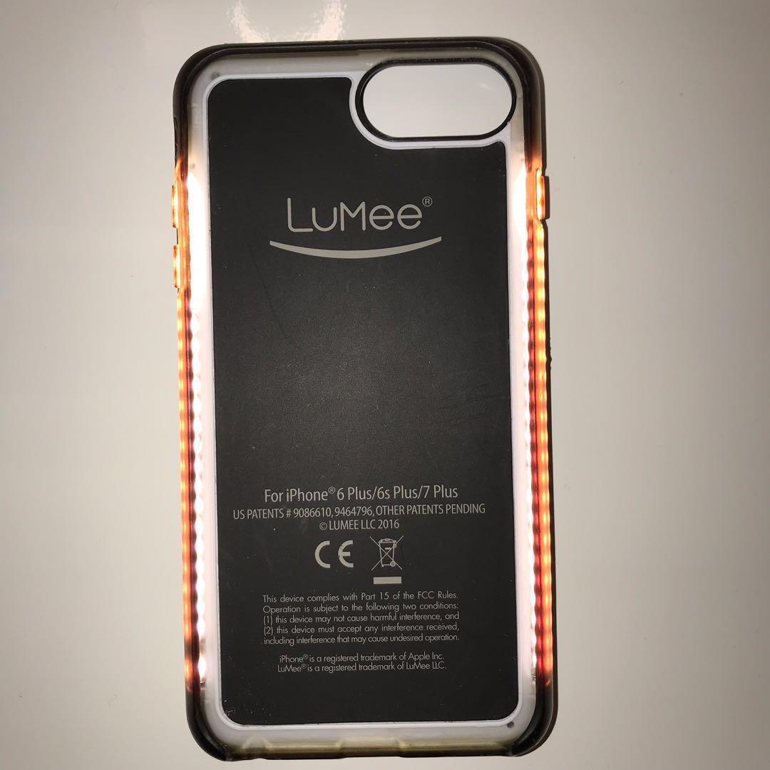 iPhone 7 Plus 32GB Rose Gold with Free Lumee Case!