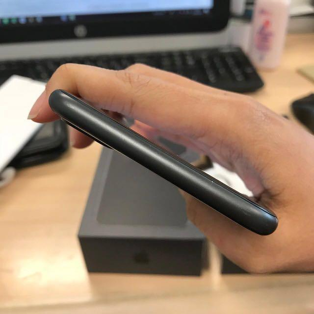 Iphone 8+ 256gb black