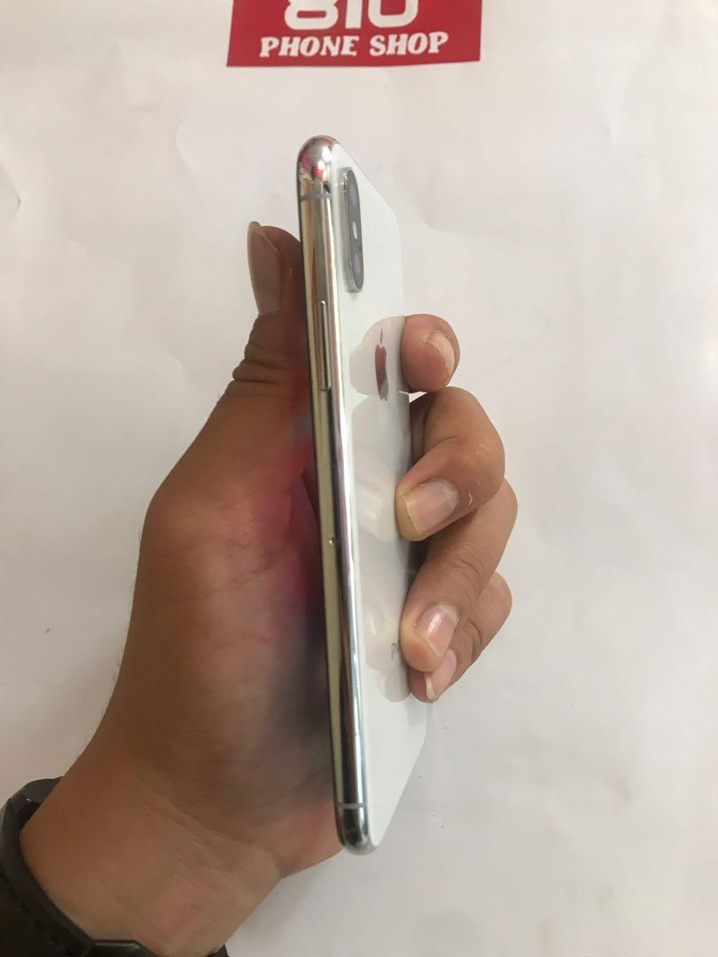 iPhone X 256GB mulus 99% Original