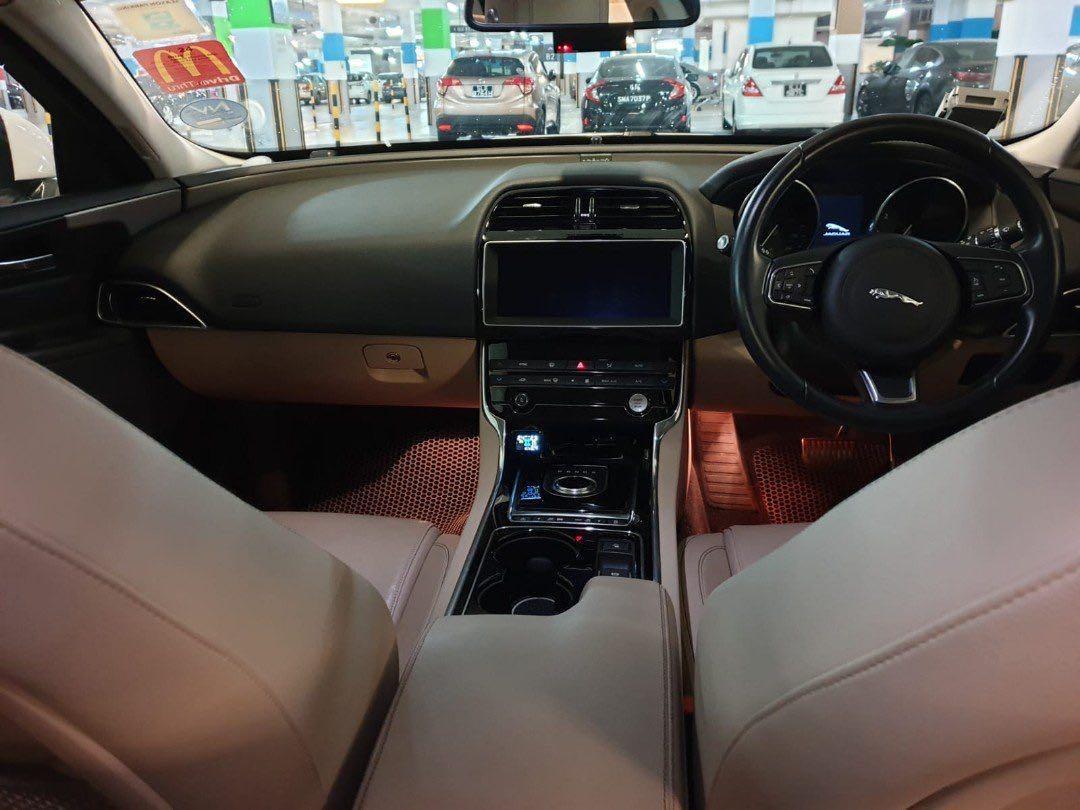 Jaguar 2.0 Diesel 2017 model