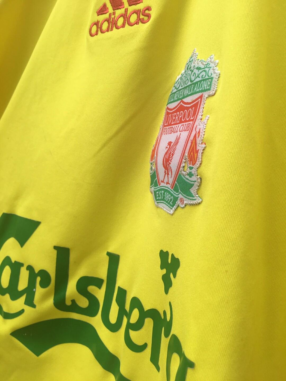 Jersey Liverpool Retro