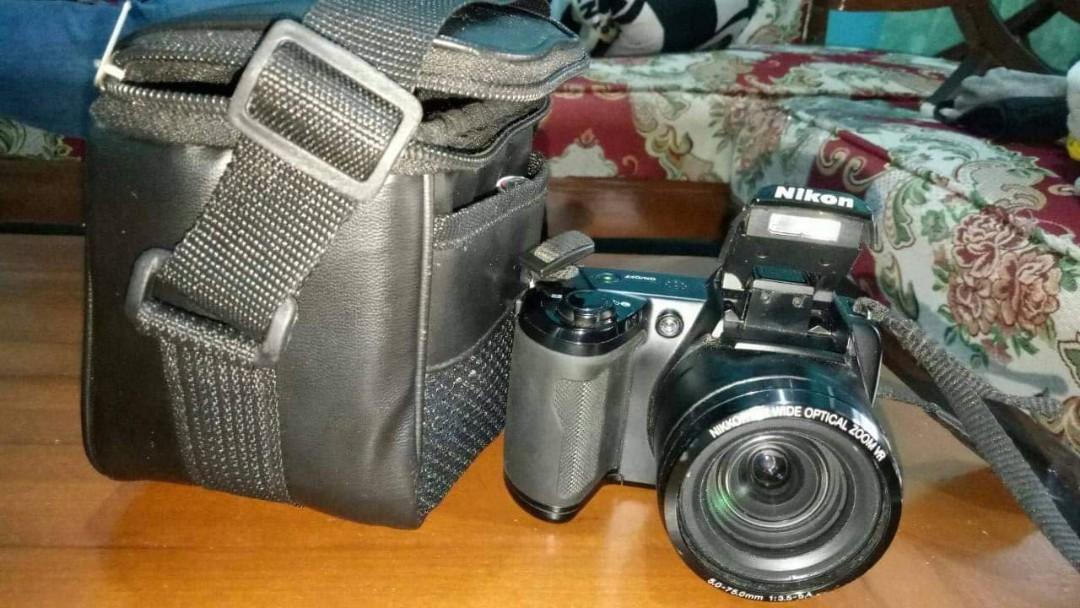 Kamera Nikon L105 Coolpix