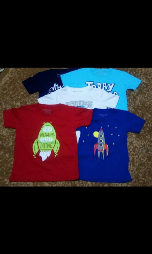 Kaos Anak Casual Trendy