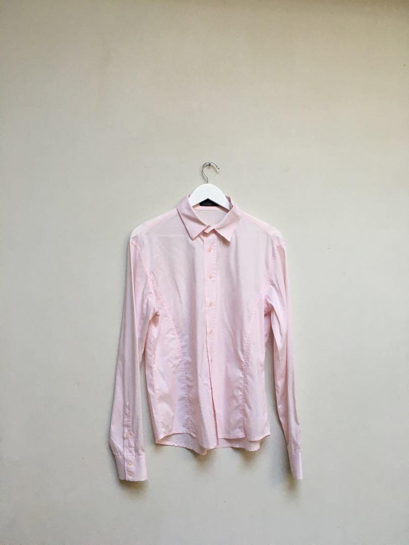 Kemeja pink #mauthr