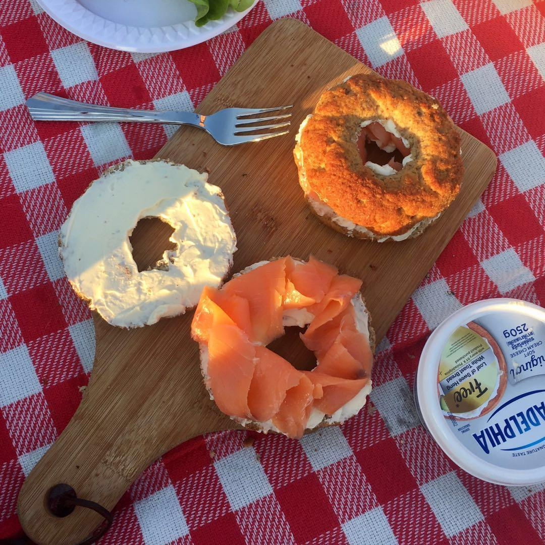 Keto Yeast Bagel - Not Fathead Bagels (7 pc for $16)