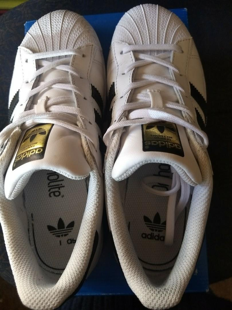 KIDS Adidas Originals Superstar Foundation sneakers