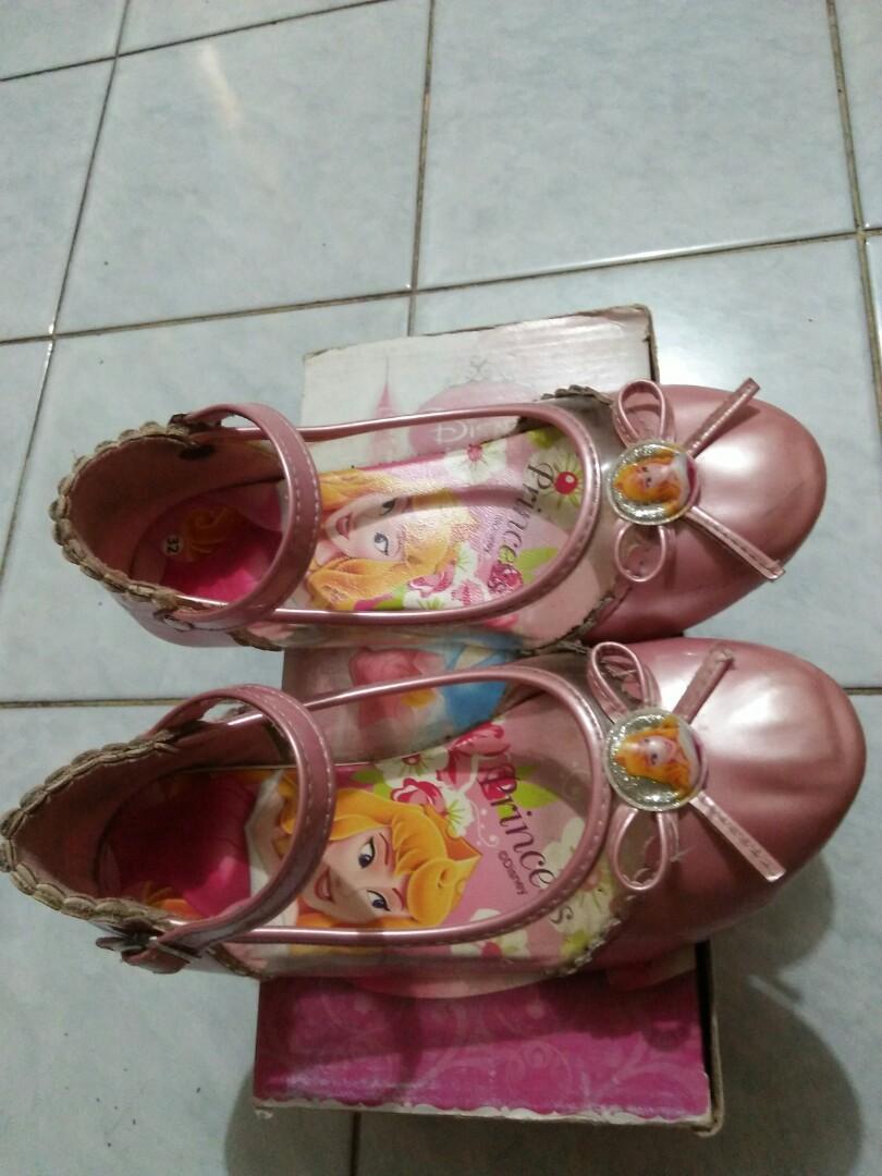 Kid's Shoe's Princes