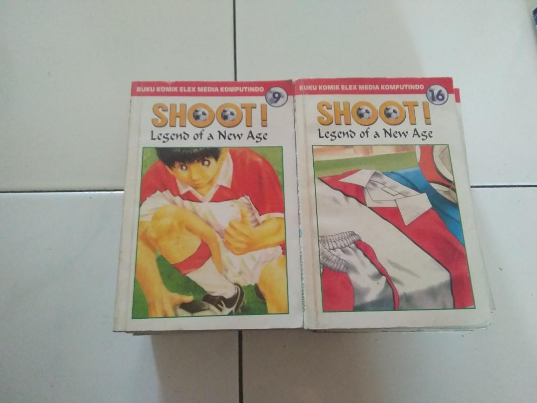 Komik Short Legend Of A New Age