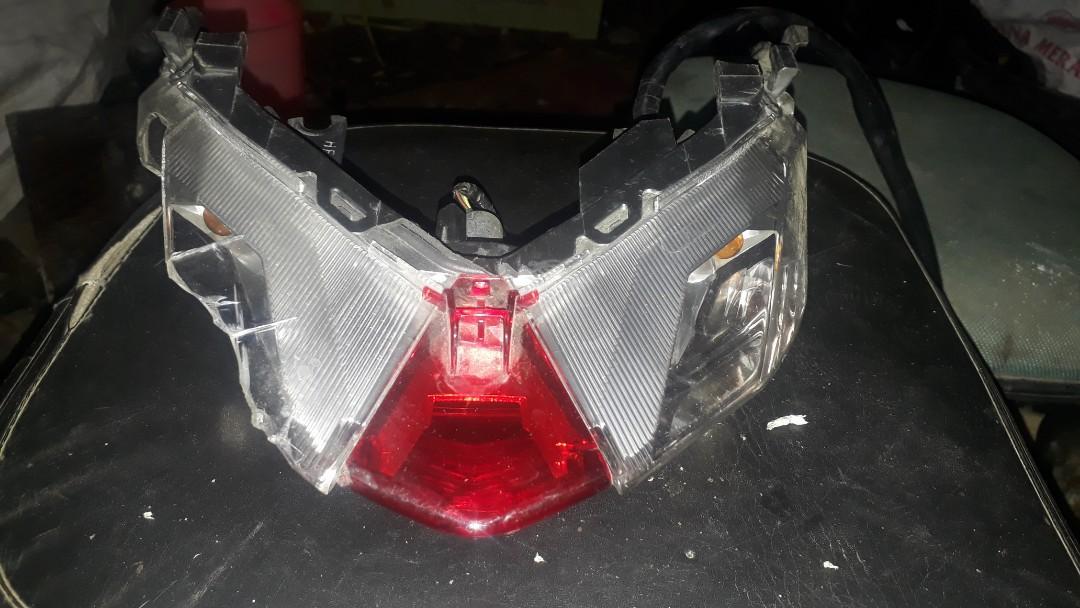 Lampu belakang Vario (ori)