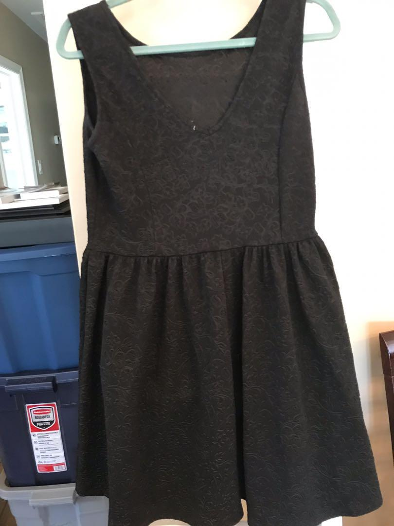 Little black dress size large