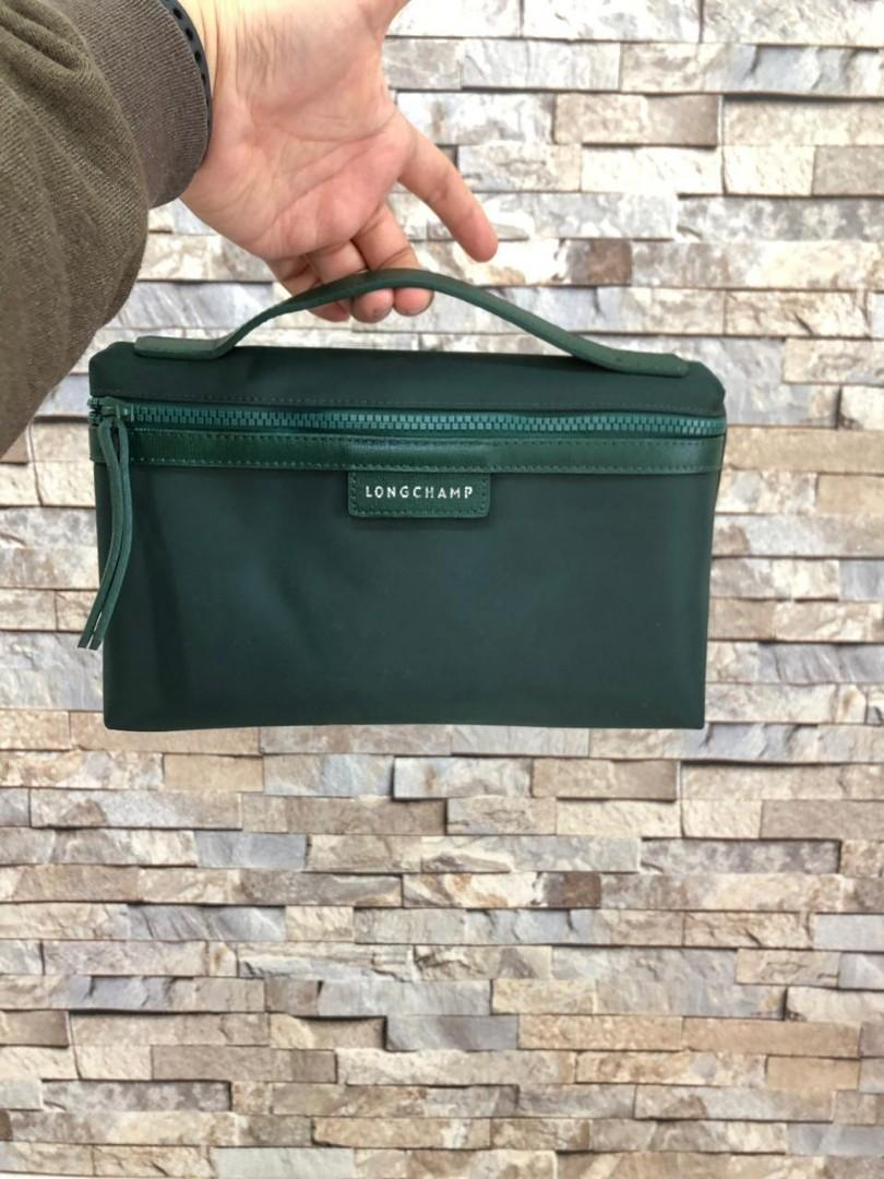 Longchamp 109, SUPERMIRROR, w28xh16xd9cm   H @150rb  Bahan Nylon Tebal+Handle Asli Kulit, Sleting YKK  (Quality Dijamin Bagus n Mirip Ori)  Berat 300g