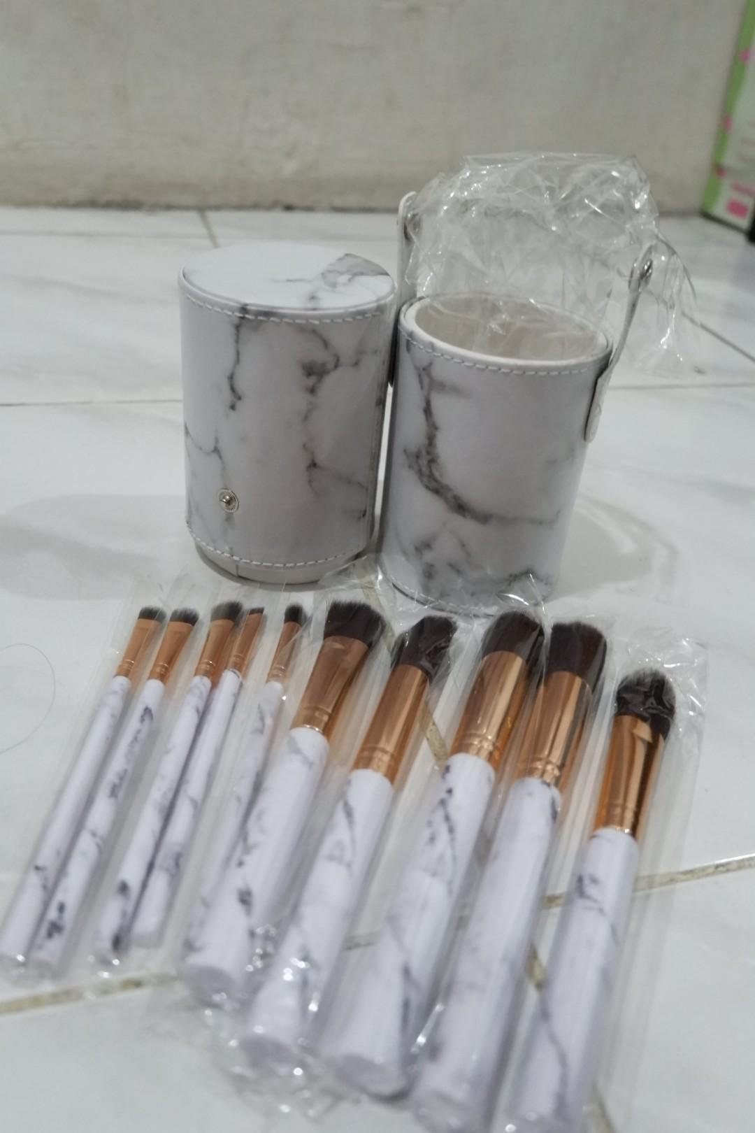 Marble Set - Makeup brush