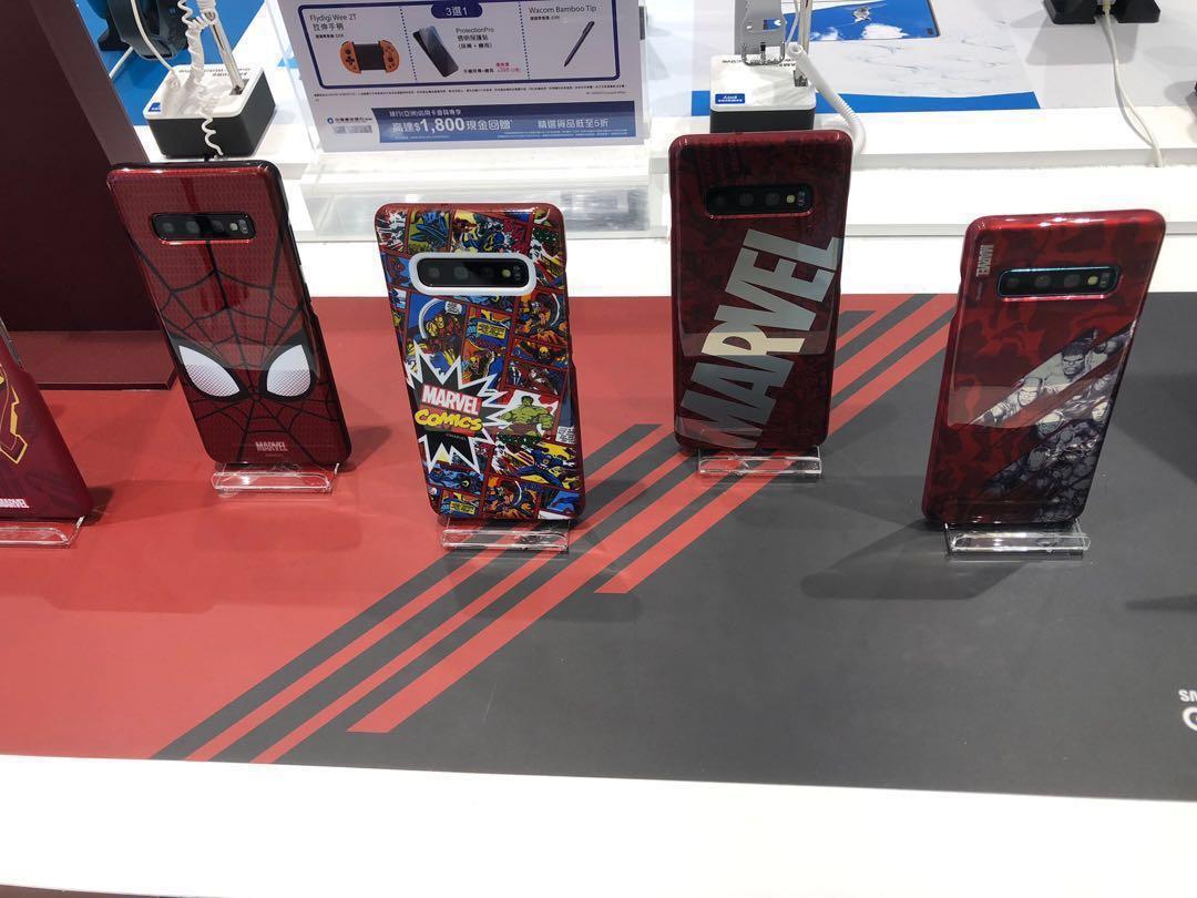 Marvel X Samsung S10,10+ 兩個95折, refer to details 睇詳情唔該