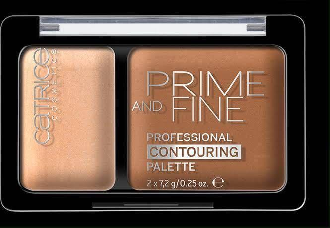 Catrice Professional Contouring Palette - 030 Sunny Simpathy