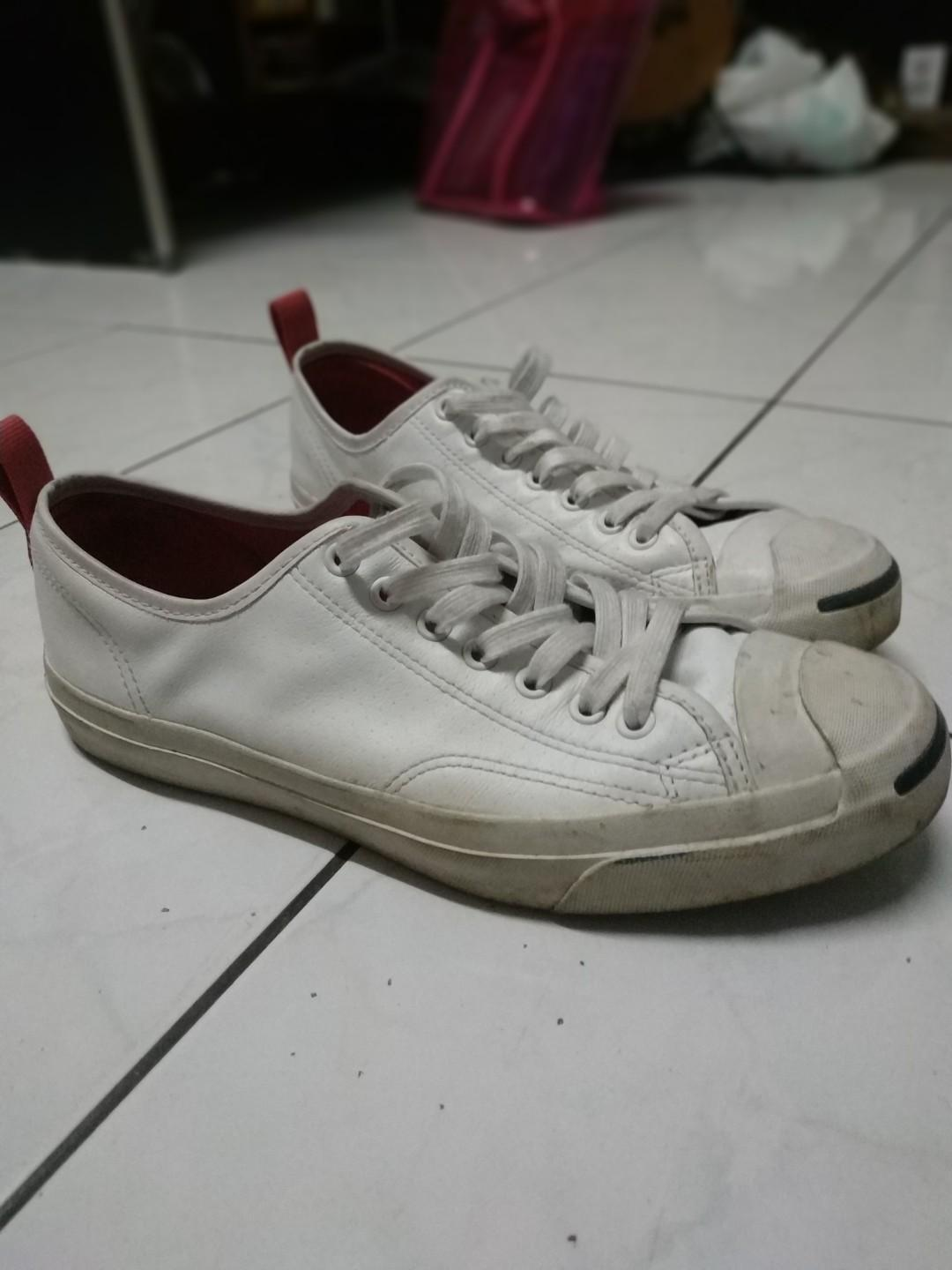 #mauthr Converse Jack Purcell