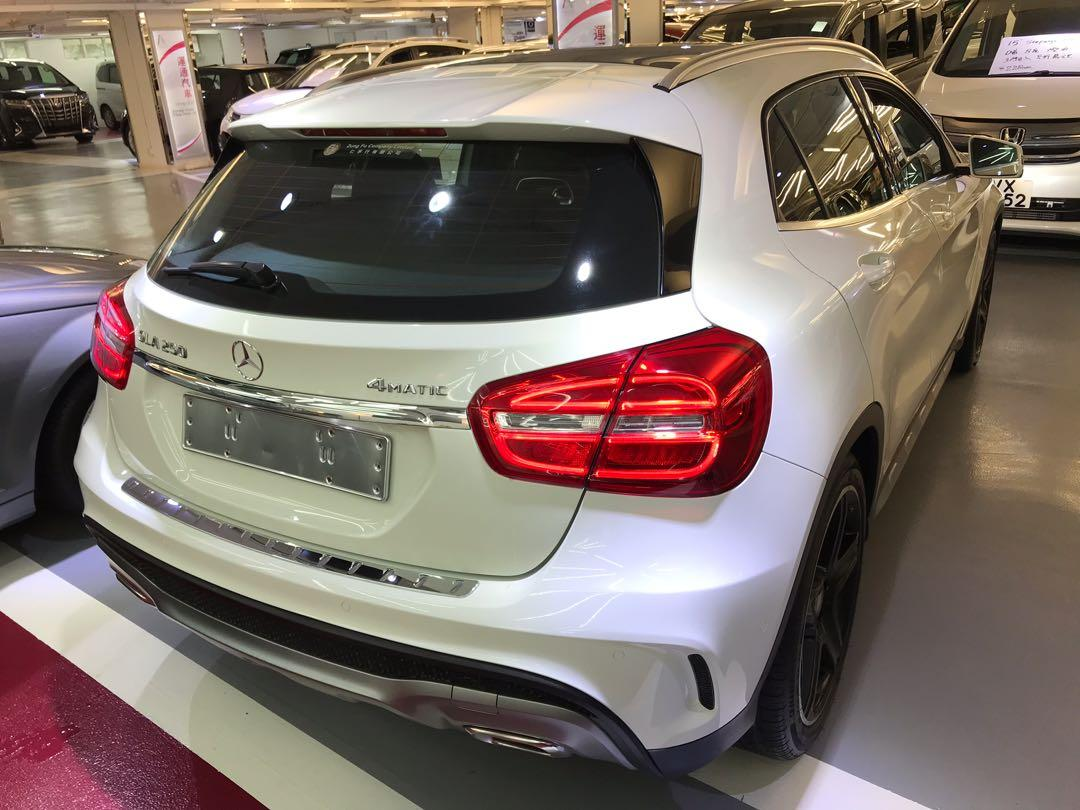 MERCEDES-BENZ GLA 250 2014