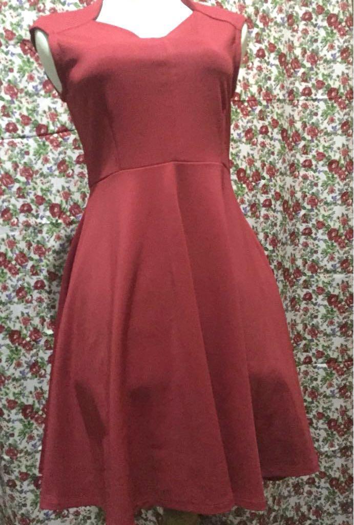 Mini Dress fuschia