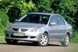 Mitsubishi lancer glx cs3 auto for rent