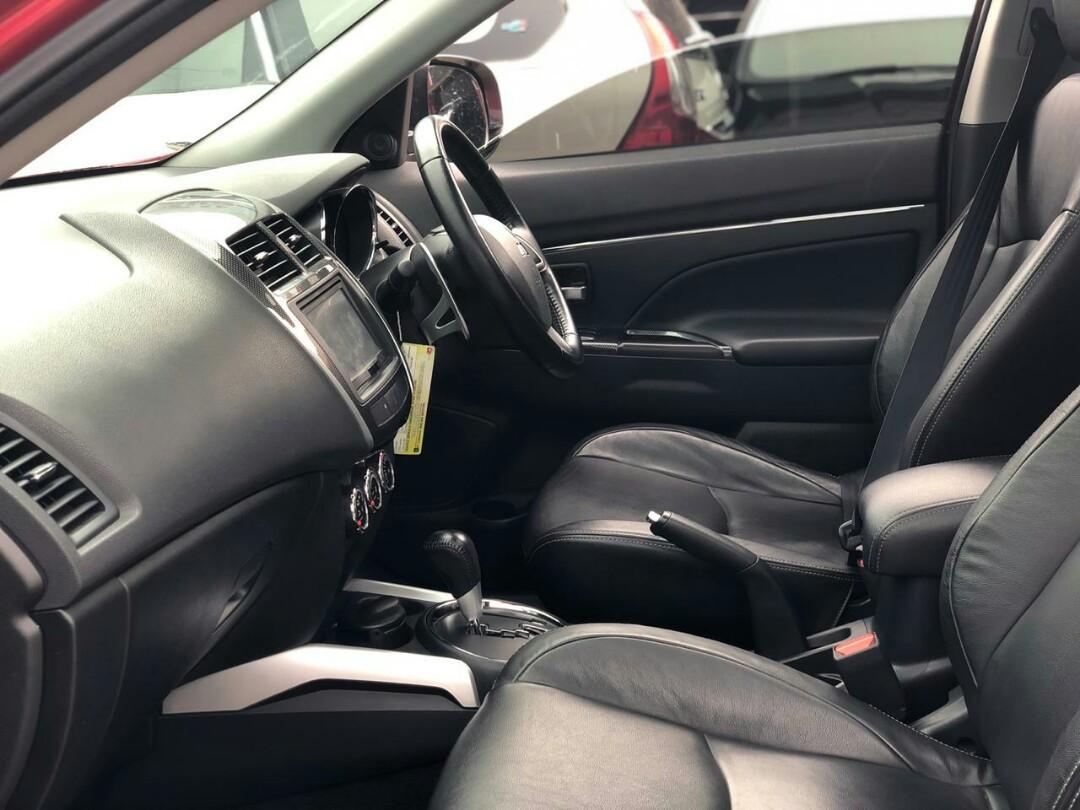 Mitsubishi Outlander Sport PX AT Matic Panoramic
