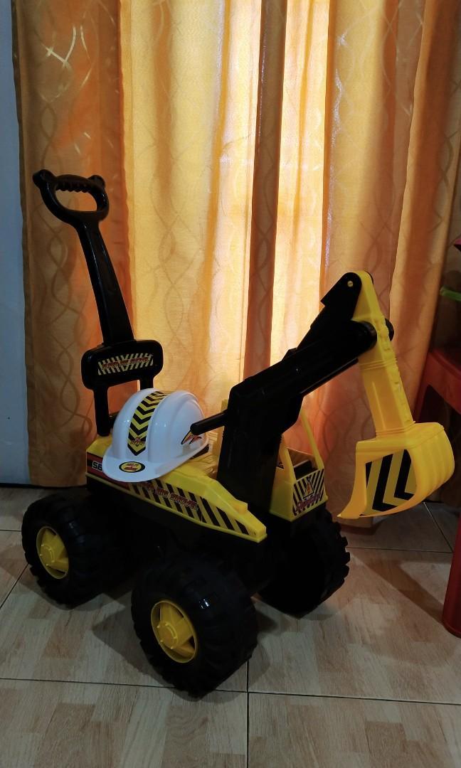 Mobil Escavator untuk anak anak