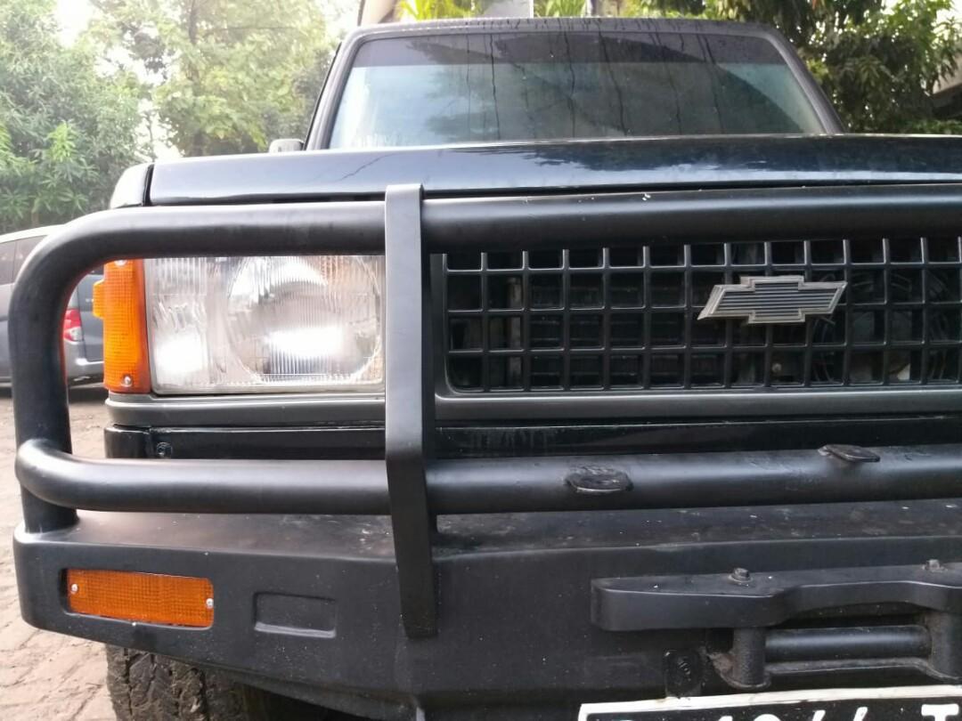 mobil murah Chevrolet trooper tahun 88 mesin isuzu