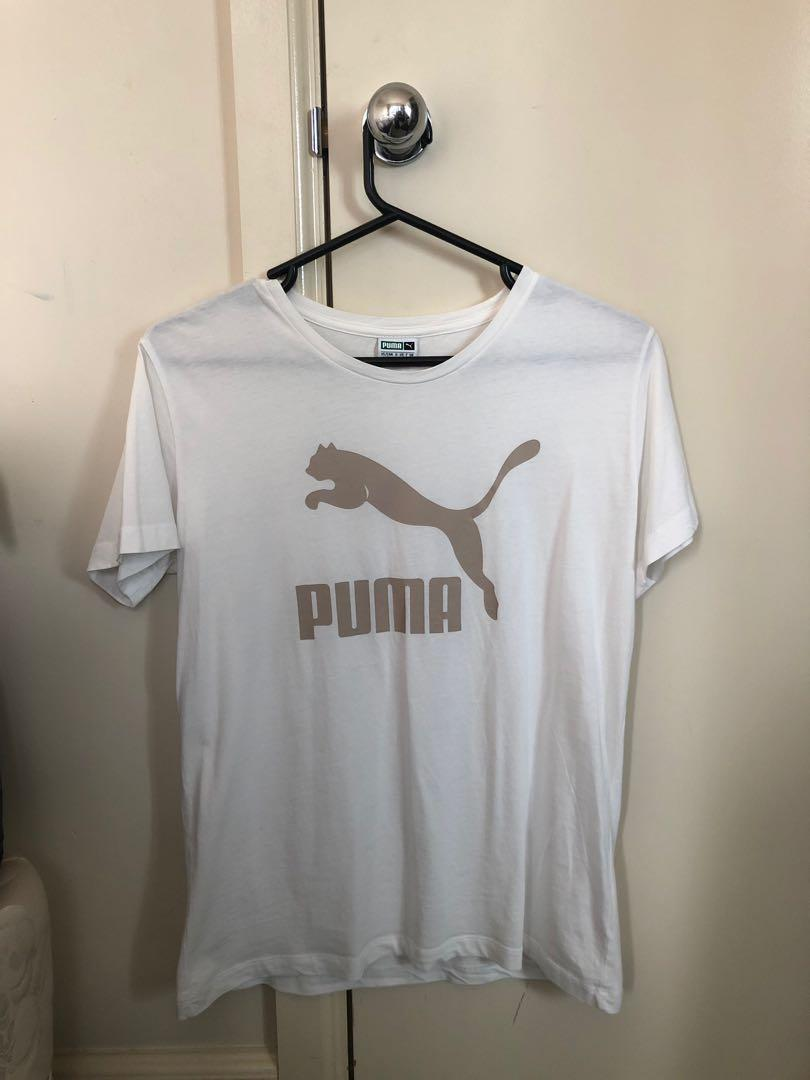 NEW Puma T-shirt Logo