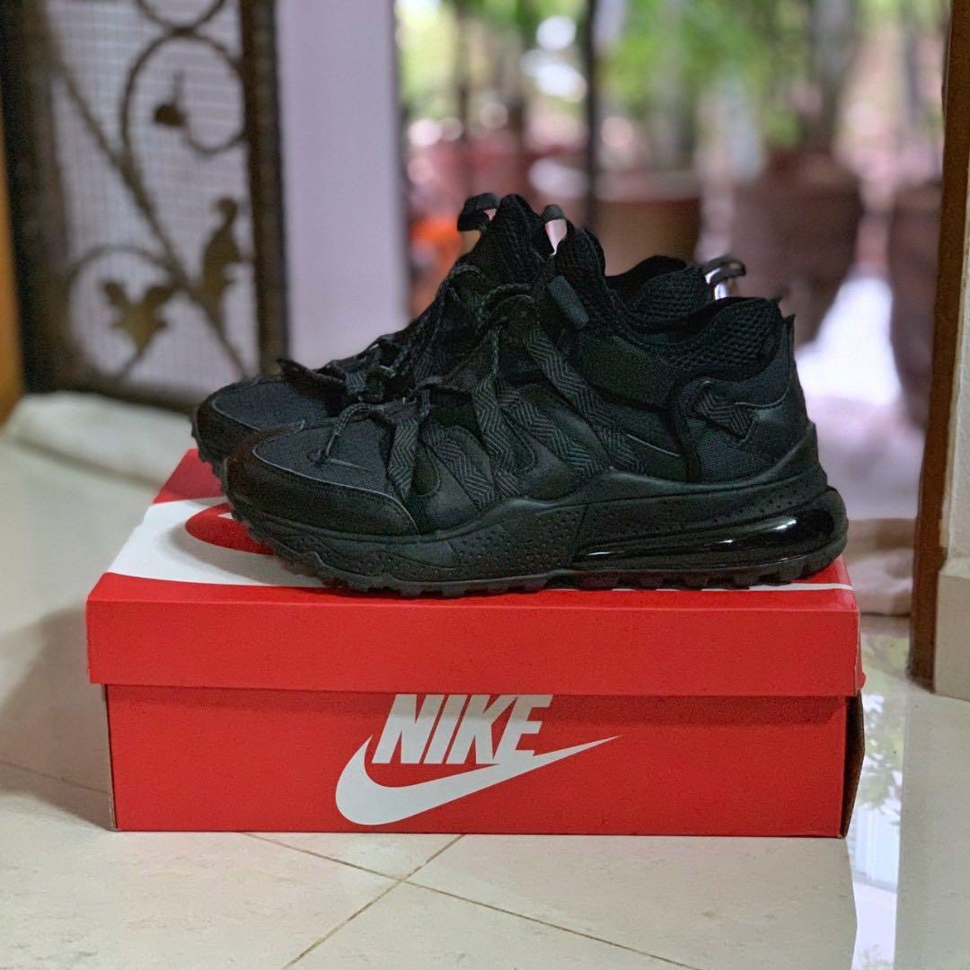 Nike Air Max 270 Bowfin (Triple Black